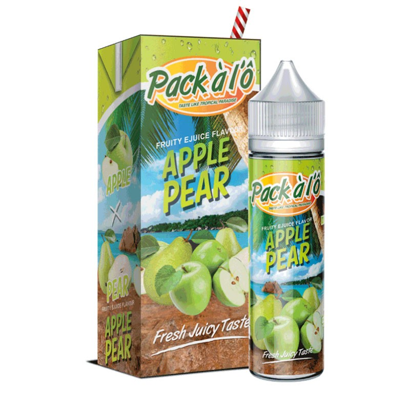 Pack à l'Ô Apple Pear