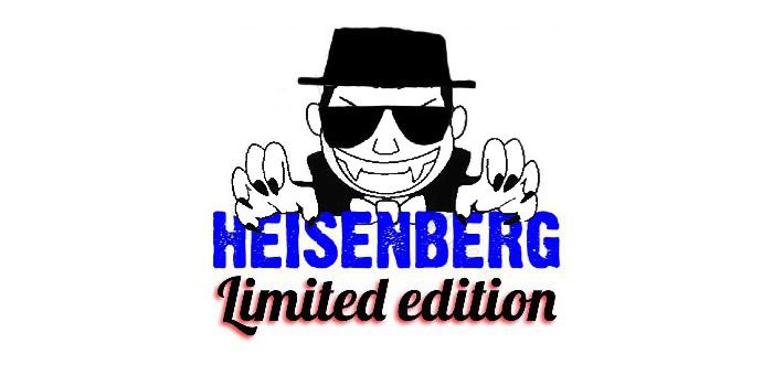 e-liquide heisenberg
