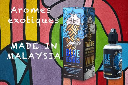 e-liquide de malaisie